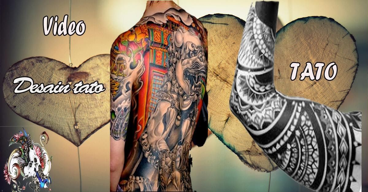 Gambar Tato Yakuza Di Lengan Video Membuat Design Tato Keren 2019 For Android Apk Download Popular Gambar Tato Kepala Setan I Di 2020 Tato Punggung Tato Ide Tato