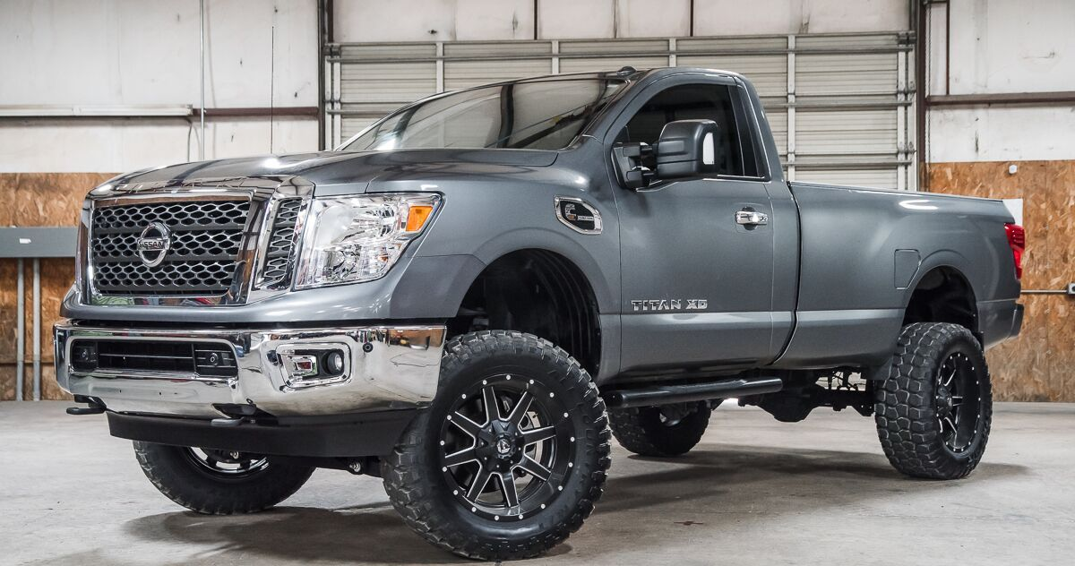 Net Direct Auto Sales The Lifted Truck Experts Nissan Titan 2017 Nissan Titan 2017 Nissan Titan Sv