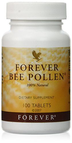 forever bee pollen energy booster vitamins a b complex multi mineral supplement
