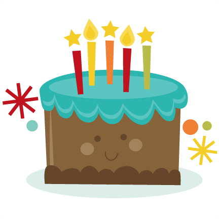 Cute Cake Svg Birthday Cute Birthday Svg Files Birthday Cake Svg