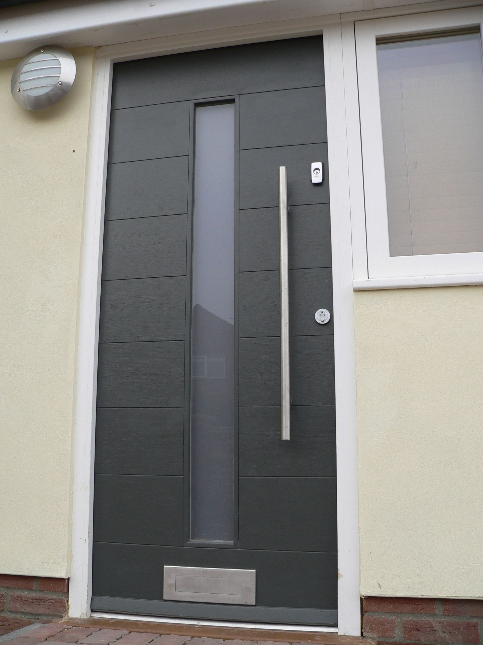 New Modern Entry Doors for Home