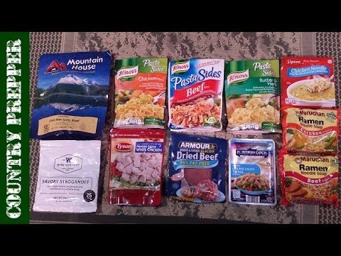 Budget Food Ideas For Your Bug Out Bag Food Budget Meals Storing Food Long Term