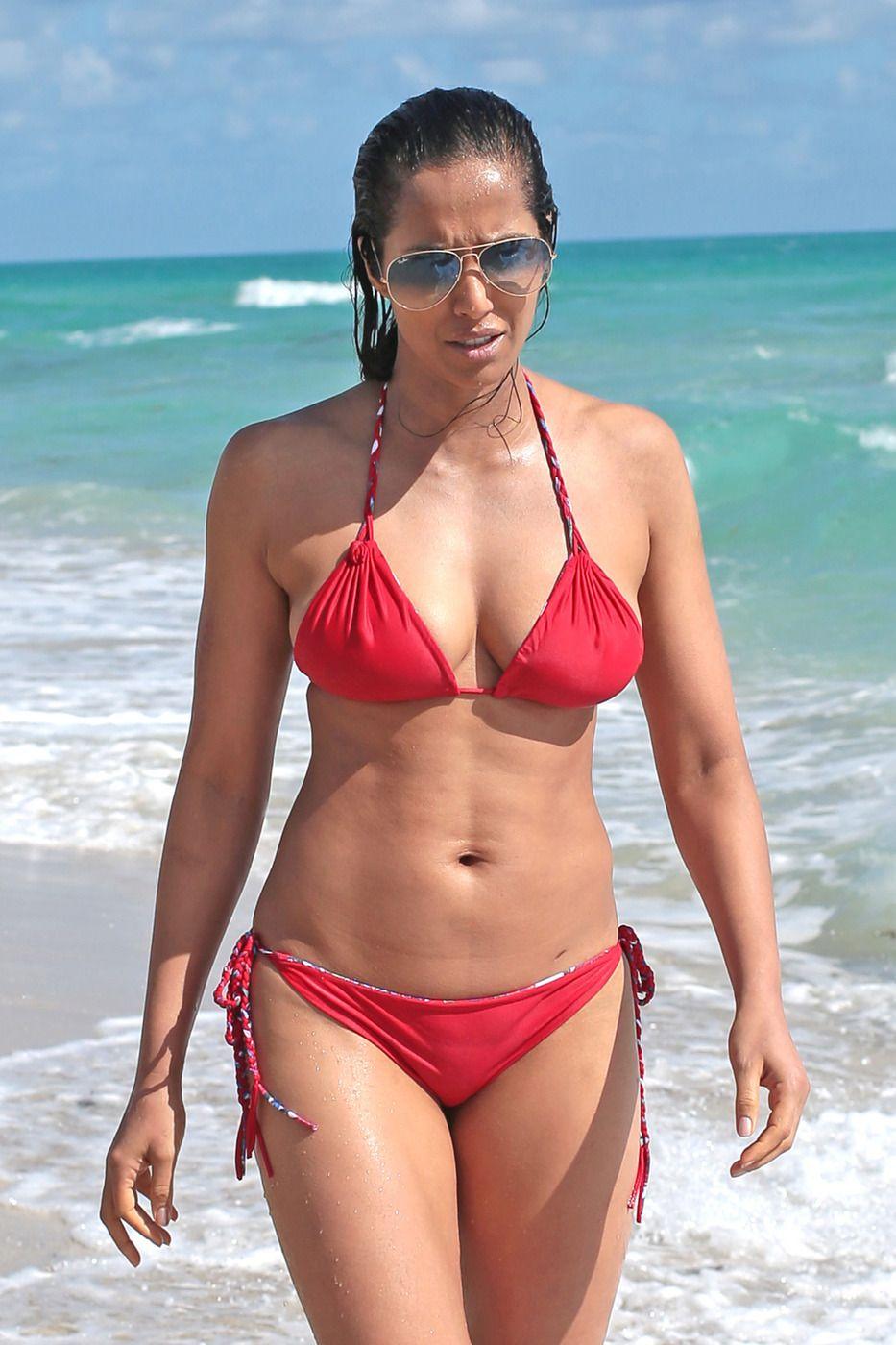 Padma Lakshmi In Bikini