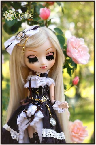 Ygraine - Pullip Clarity | Flickr - Photo Sharing!