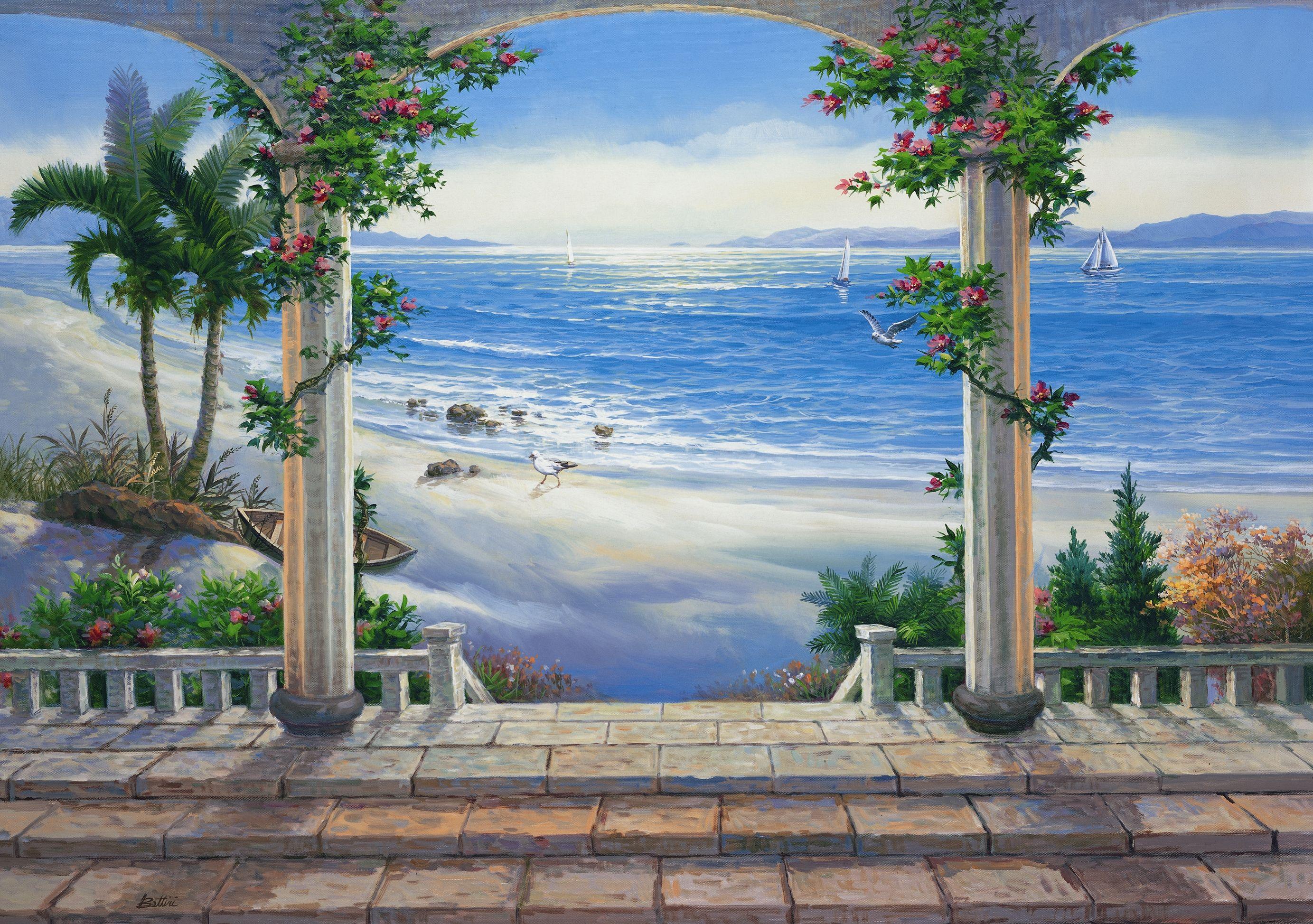 Mural Wall Part 58