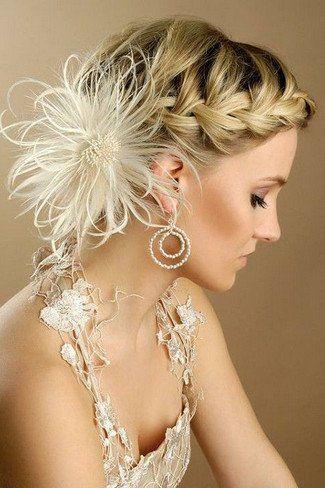 Swoonworthy Braided Wedding Hairstyles Wedding Ideas