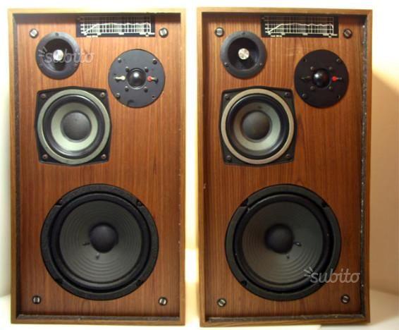 Casse acustiche rcf br35 audio video in vendita a palermo cose da comprare 2 pinterest audio - Casse acustiche design ...