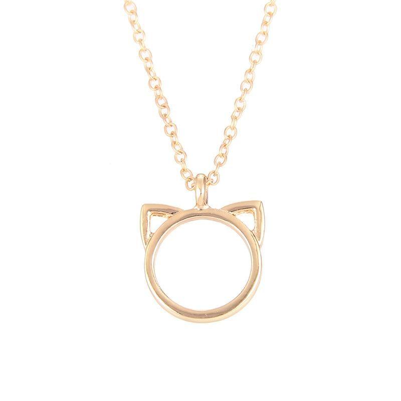 purrfection cat necklace