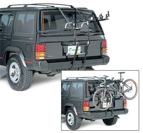 Allen Sports 103dn R Deluxe 3 Bike Carrier For Vehicles Without