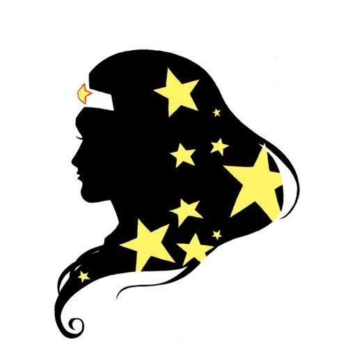 wonder woman silhouette - Google Search | Inspiration ...