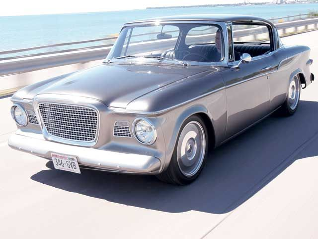 60 Studebaker Lark Rear Photo 2  G Force machines  Pinterest