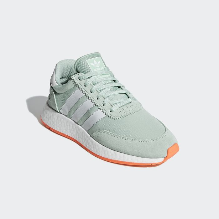 b768290138 I-5923 Shoes Green Womens in 2019 | Products | Shoes, Adidas, Adidas ...