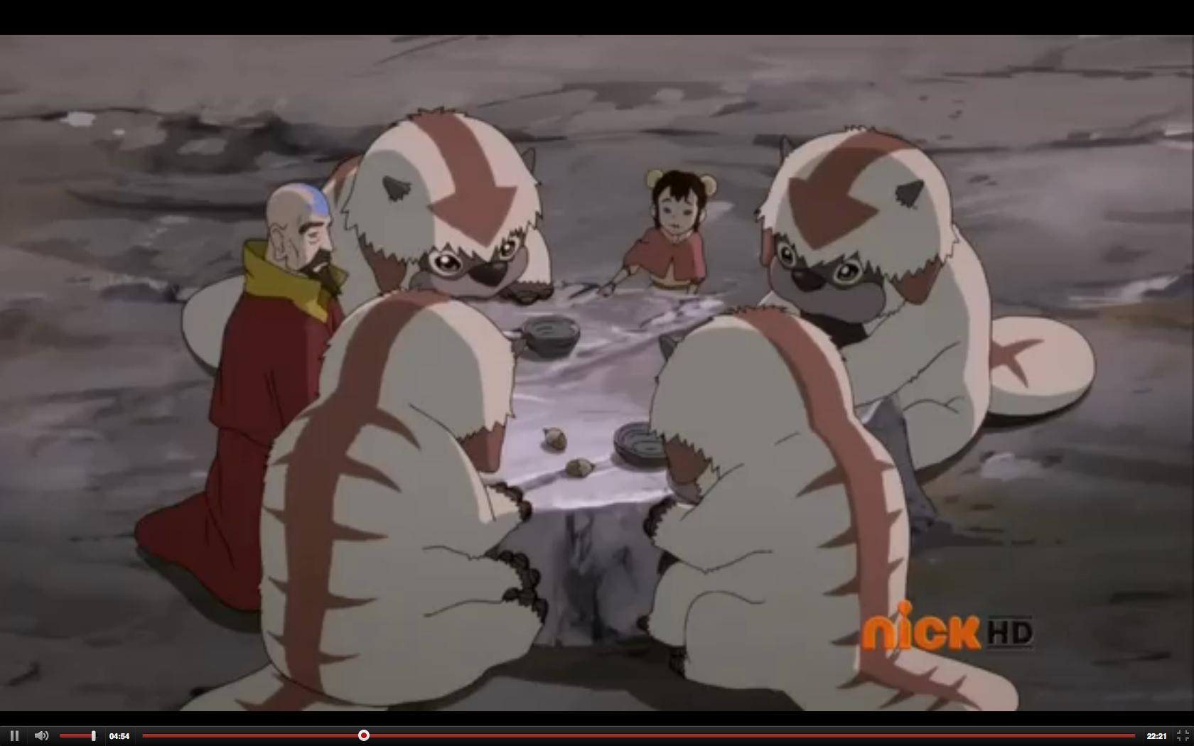 baby flying bison from legend of korra Avatar, Avatar