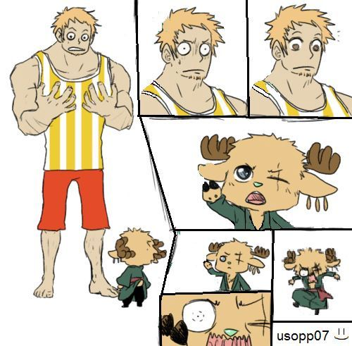 fanfic one piece