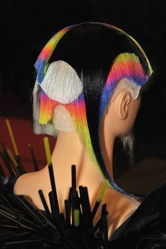hairstyles weird - Google Search