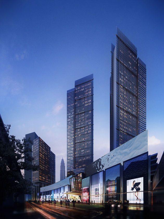 CGarchitect - Professional 3D Architectural Visualization User Community | Skyscraper Development @ KL