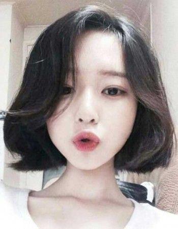 20 Long Bob Hair Styles Bob Haircut And Hairstyle Ideas Korean Short Hair Short Hair Styles Girl Short Hair