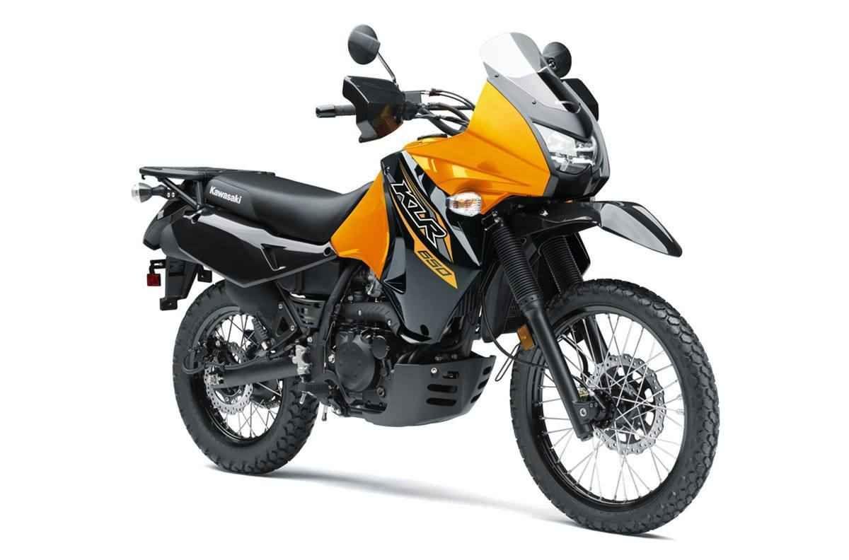 2018 Kawasaki KLR 650 Kawasaki motorcycles, Dual sport