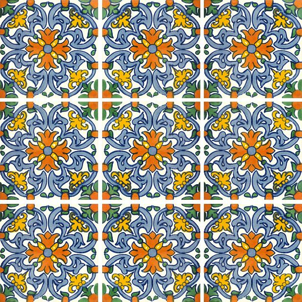 Pin By La Fuente Imports On Talavera Tiles