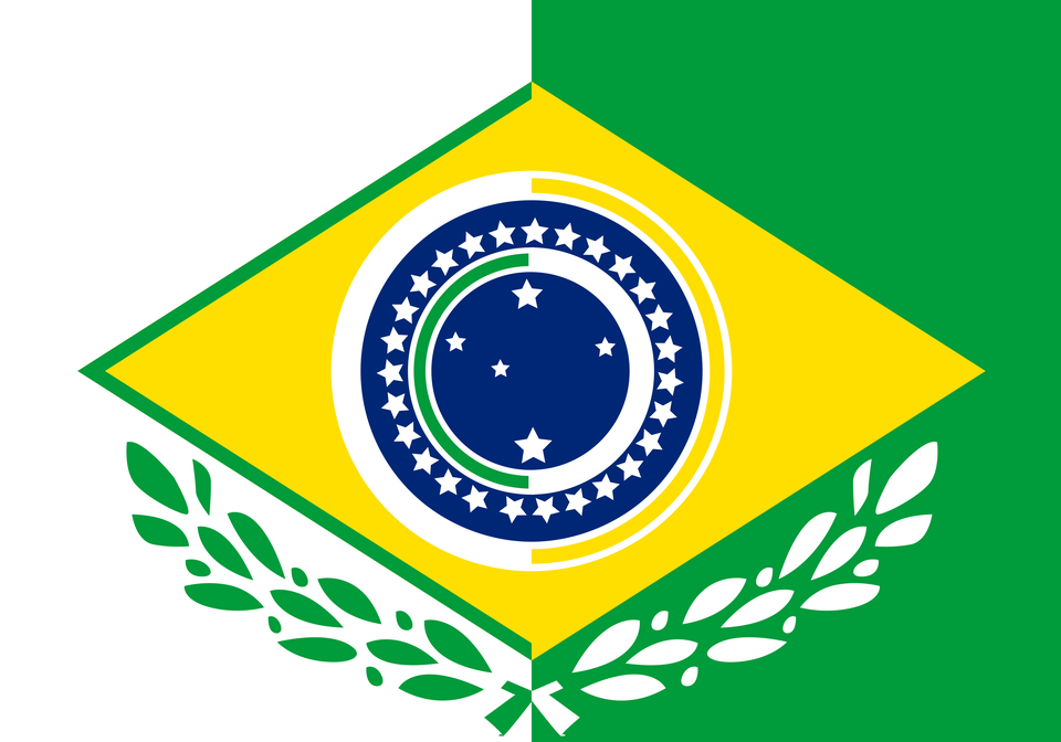 Redesign Of The Brazil Flag Based On Their Coat Of Arms Vexillology Brazil Flag Flags Of The World Unique Flags