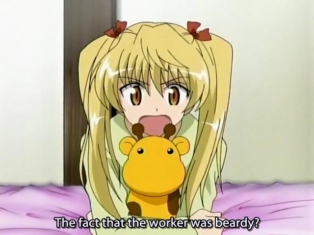 Eri Sawachika (School Rumble) School rumble, Anime