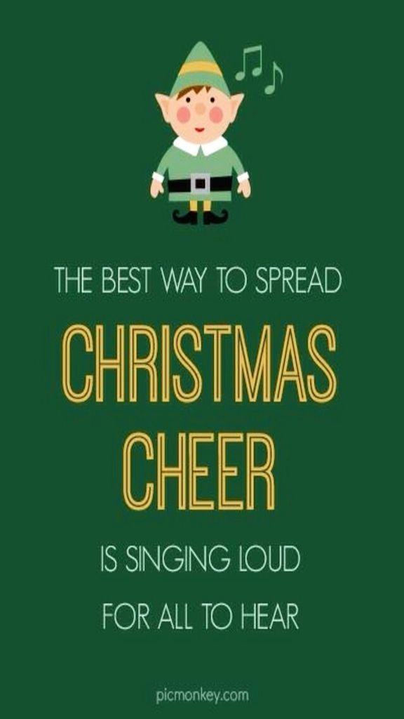 Iphone Wallpaper Buddy The Elf Tjn Christmas Magic Christmas