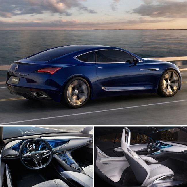 Buick Avista Concept: Opel, es momento de tomar nota