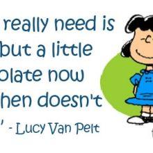 Comfort Food Quotes Tokii Lab Lucy Van Pelt Comfort Quotes