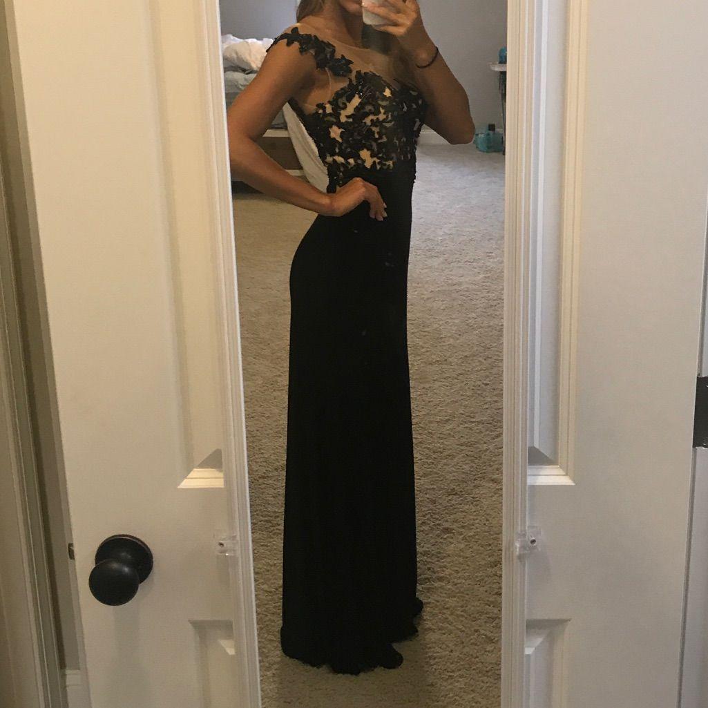 Beautiful black prom dress black prom dresses and products