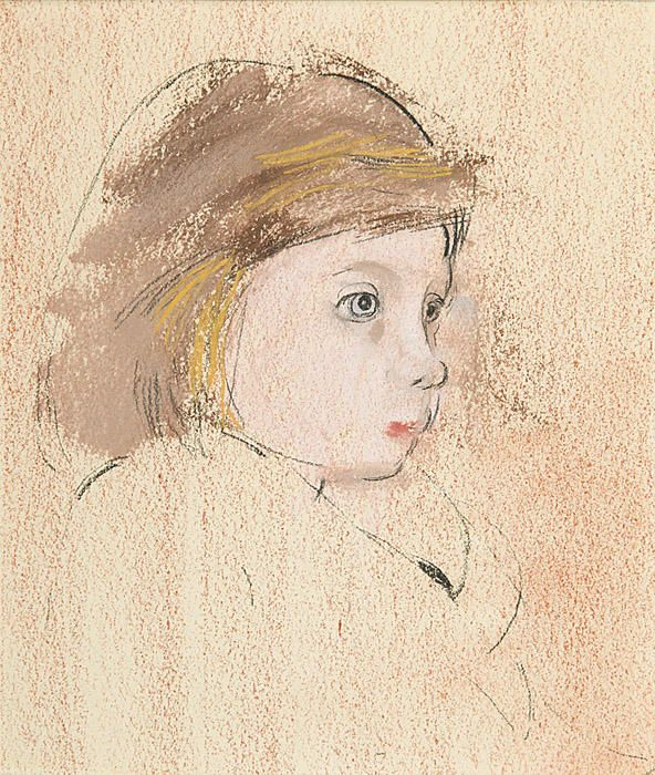 Joan Eardley - The Scottish Gallery, Edinburgh - Contemporary Art Since 1842 - if I could own a painting by one artist, it would be Joan Eardley - so beautiful.