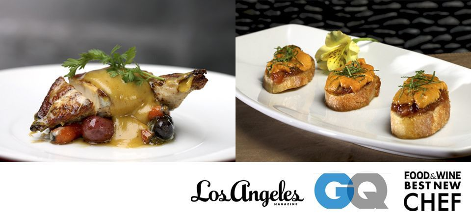 Mo Chica Los Angeles New Location Downtown Phenomenal Peruvian Food Best In La Richard Zarate Best Chef Food Wine Magazine Peruvian Recipes Food Wine Magazine Food