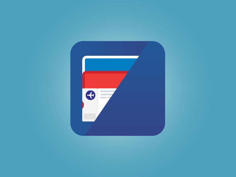 Wallet App Icon App icon, App logo, App icon design