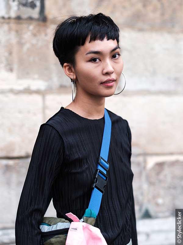 Eckiges Gesicht – die 5 besten Frisuren für markante Gesichtsformen #asymmetrischerschnitt