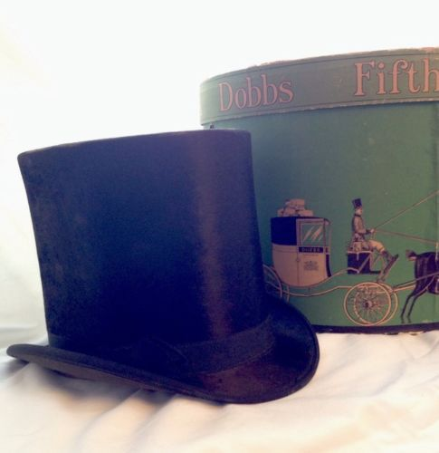 Dobbs Fifth Avenue Top Hat  31eea58e6f2