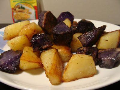 Cravatte ai fornelli: Padellata di patate ai sapori