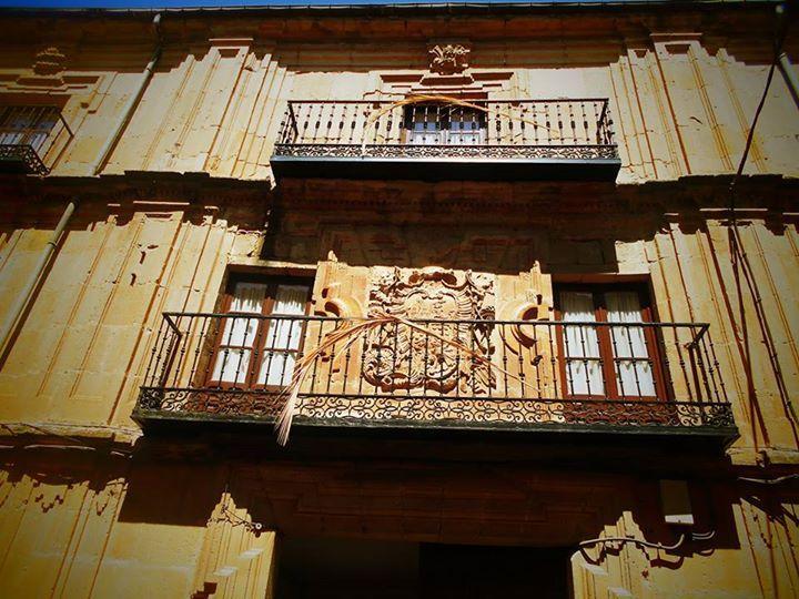 Seminario de San Bartolomé. Fue fundado por D. Bartolomé Santos de  Risoba , obispo de Sigüenza entre 1650 y 1657
