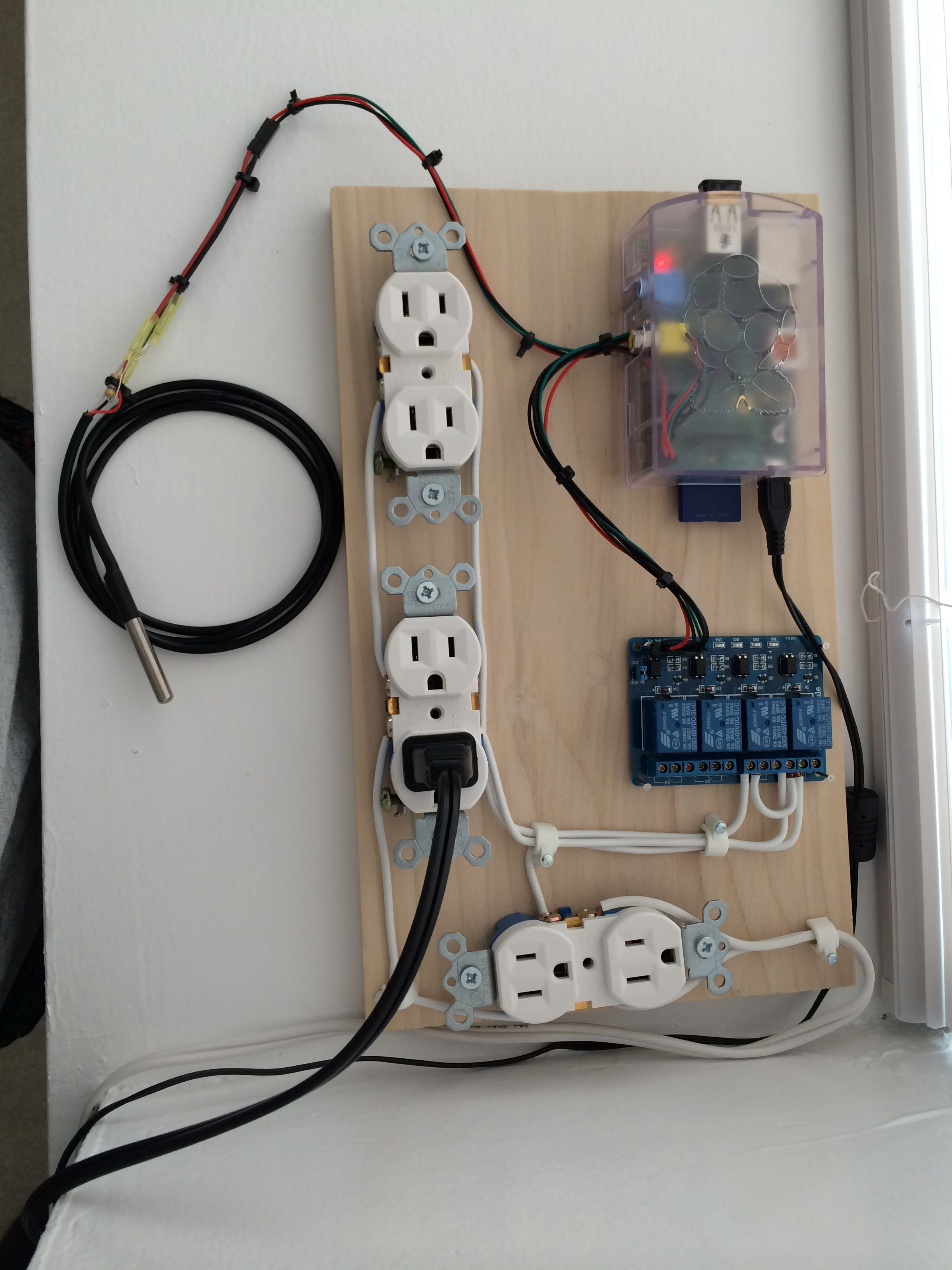 Raspberry Pi Home Automation Arduino Raspberry Pi And
