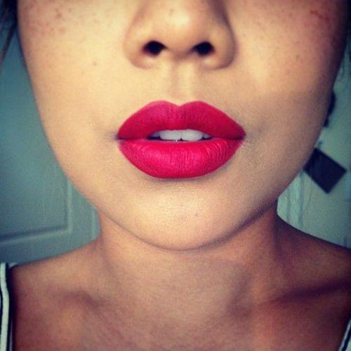 lips and beauty galore...