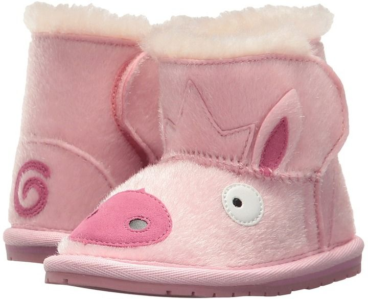 9bbd3453d197a Emu Piggy Walker Girls Shoes | Products | Walker boots, Girls shoes ...