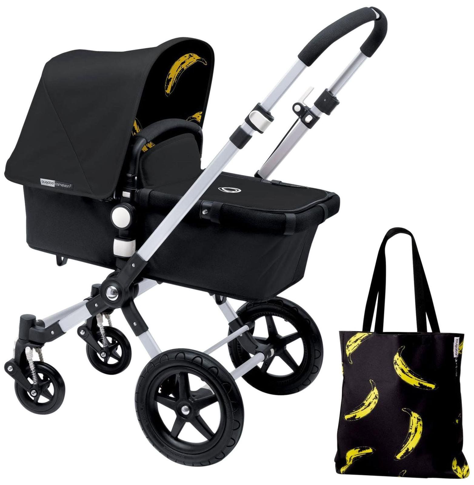 Bugaboo Cameleon3 Complete Stroller 2015 Andy Warhol