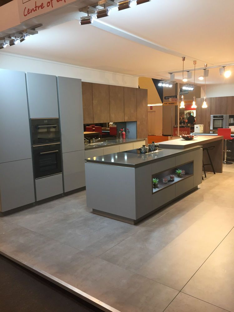 Rotpunkt german kitchen ex display handle less units island rotpunkt german kitchen ex display handle less units island stone worktops workwithnaturefo
