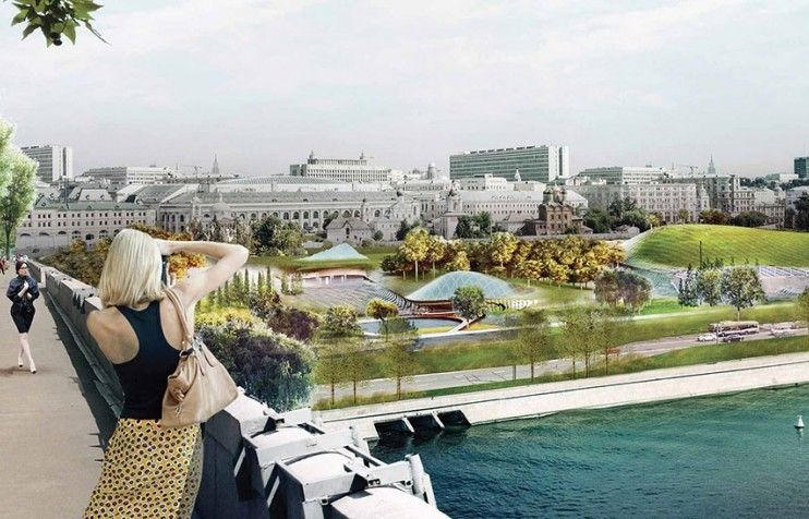 Zaryadye Park 2 - new park for Moscow?