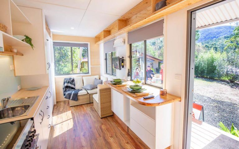 beautiful australian tiny house with murphy bed modern on beautiful tiny home ever id=82459