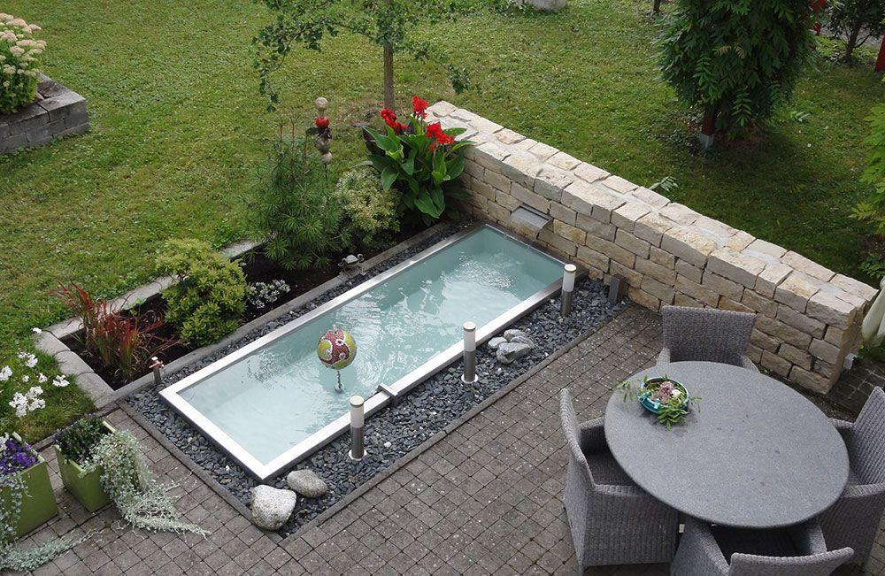 Referenzen Slink Ideen Mit Wasser Wasserbecken Garten Wasserbecken Gartengestaltung
