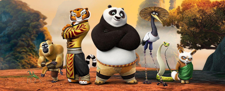 Kung Fu Panda 3 Characters Wallpaper Photo #3hblB   Art ...