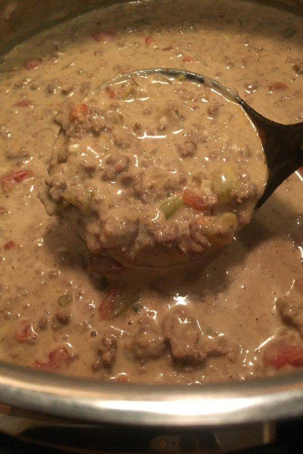 Keto Ground Beef Crockpot Recipes