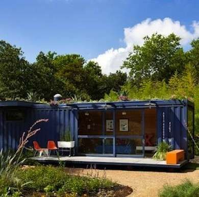 22 Tiny Houses We Love Container House Plans Container House Container Buildings