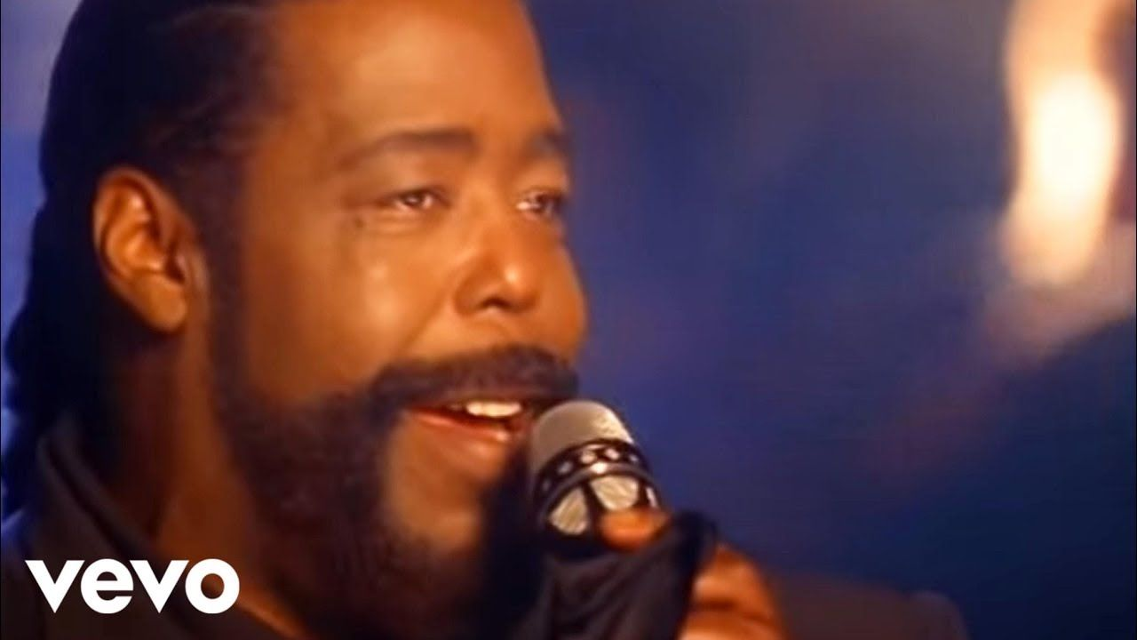 Barry White Come On Offcial Video Oldies Music Soul Music Greatest Songs