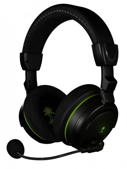 Turtle Beach X42 Surround Sound Wireless Headset For Xbox 360 Turtle Beach Wireless Gaming Headset Gaming Headset
