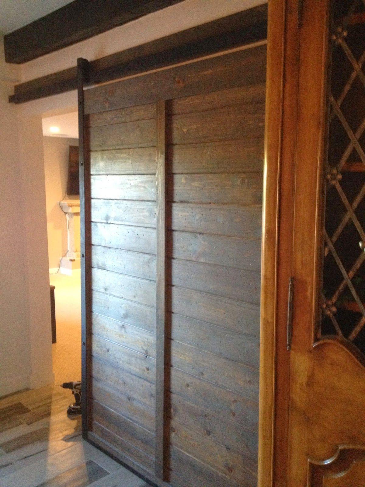 Horizontal Plank Style Barn Door Barn Door Barn Windows Doors